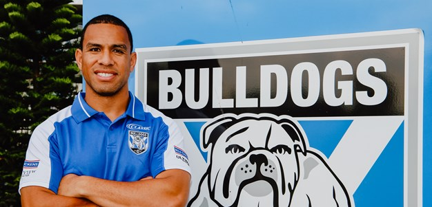 Hopoate re-signs with Canterbury until end of 2021