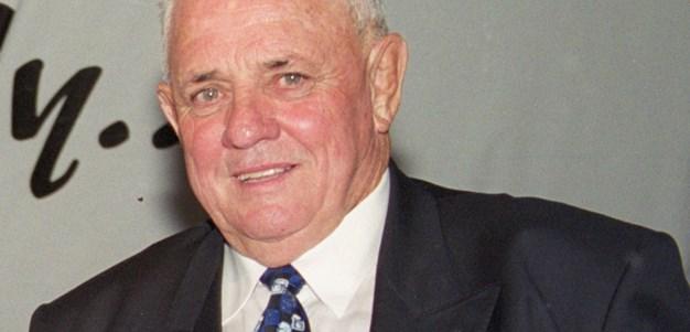 Bulldogs mourn club stalwart Barry Nelson