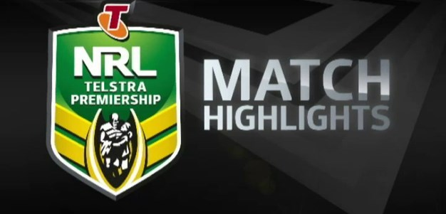 Bulldogs v Tigers Rd 8 (Match Highlights)