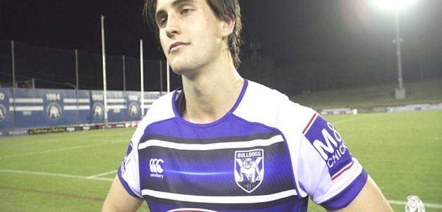 Lachie Lewis on Belmore Trial Win