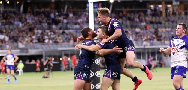 Round One: Match Highlights v Storm
