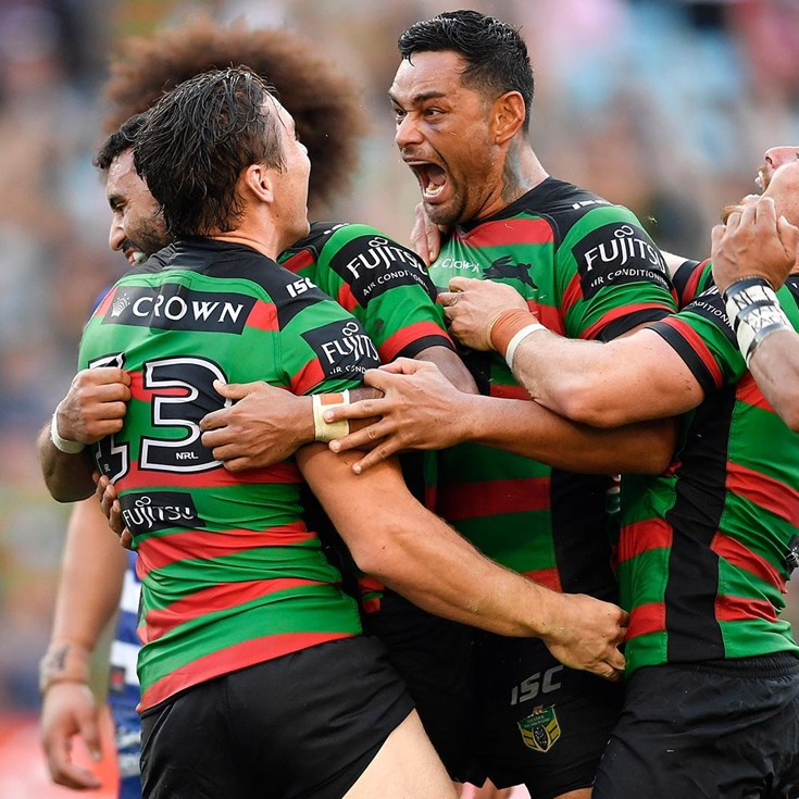 Round 4 Highlights: Rabbitohs v Bulldogs