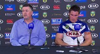 Round 7 Bulldogs Press Conference