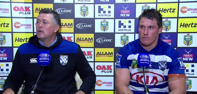 Round Eight: Press Conference