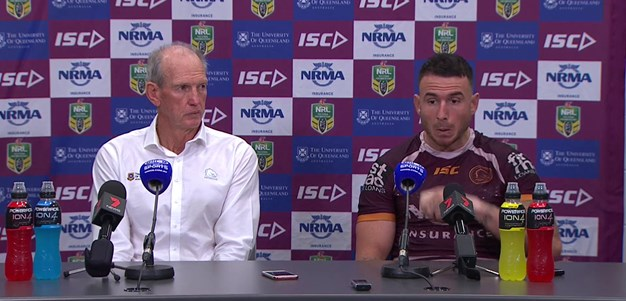 Round Nine: Opposition Press Conference