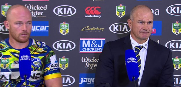 Eels press conference - Round 10