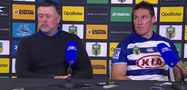 Round 11: Press Conference