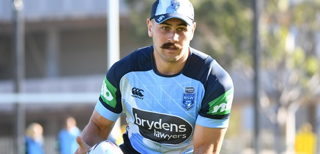 RCG on Klem being his roomate in NSW Origin Camp