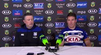 Round 15: Press Conference