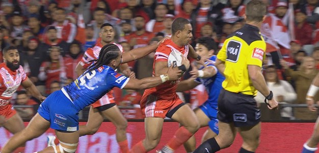 Hopoate powers over the line