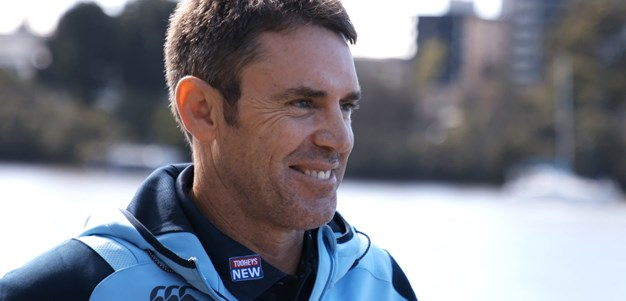 Blues look to chase Origin whitewash history