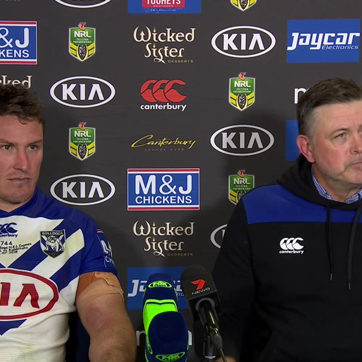 Round 18: Press Conference