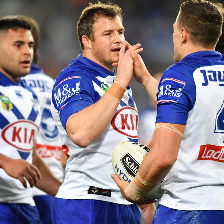 Round 20 Match Highlights: Bulldogs v Wests Tigers