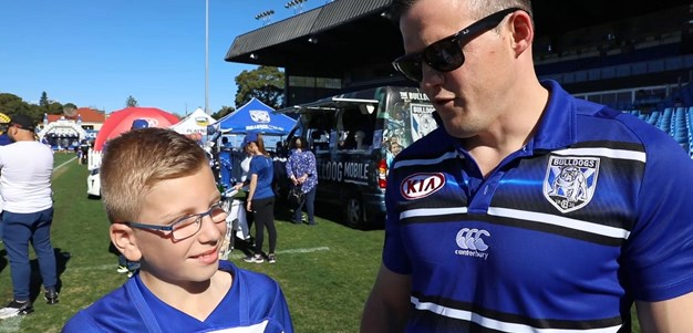 Interview a Bulldog - Brett Morris