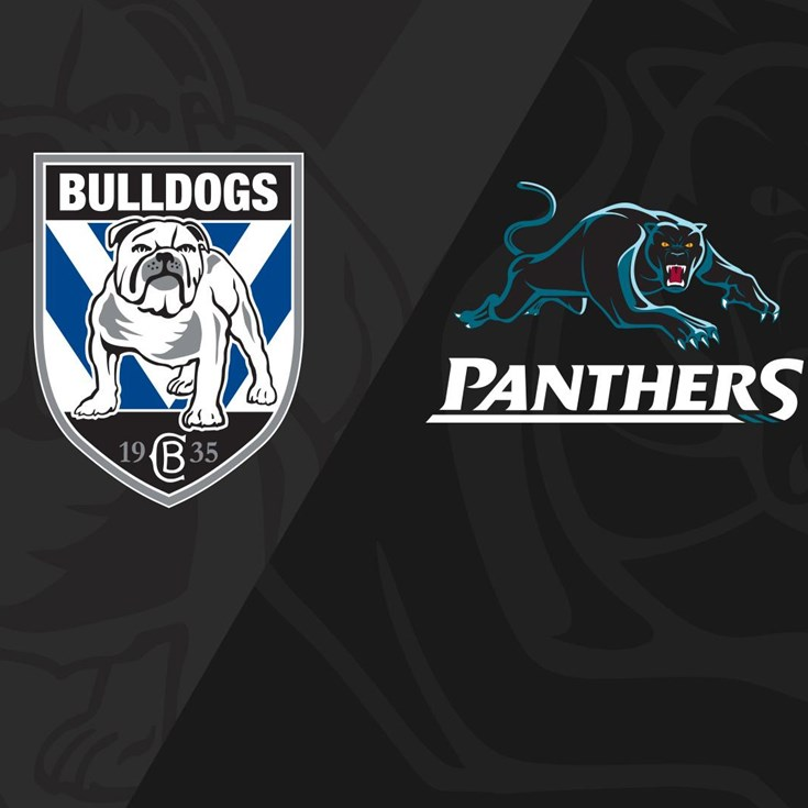 Round 3 Full Match Replay: Bulldogs v Panthers