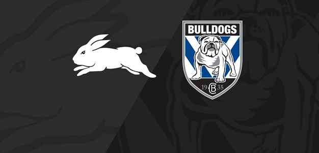 Round 4 Full Match Replay: Rabbitohs v Bulldogs