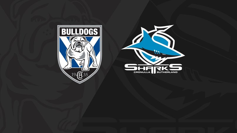 Round 25 Extended Highlights: Bulldogs v Sharks