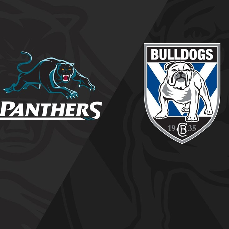 Round 8 Full Match Replay: Panthers v Bulldogs