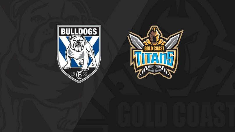 Full Match Replay v Titans