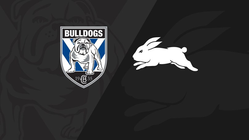 Round 18 Full Match Replay: Bulldogs v Rabbitohs