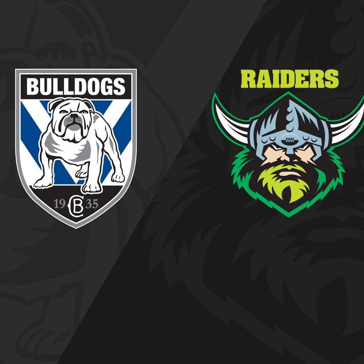 Round 17: Full Match Replay v Raiders