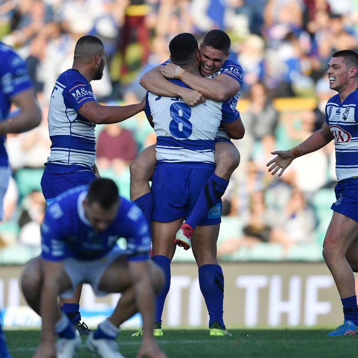 Bulldogs edge Jets in ISP Grand Final