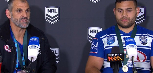 Press Conference: NRL State Championship
