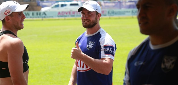 Lewis impressed with Foran's standards