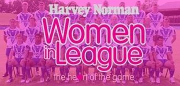 Players talk Women In League