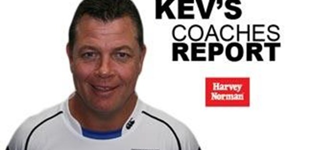 Kev's Coaches Report 15th June 2011
