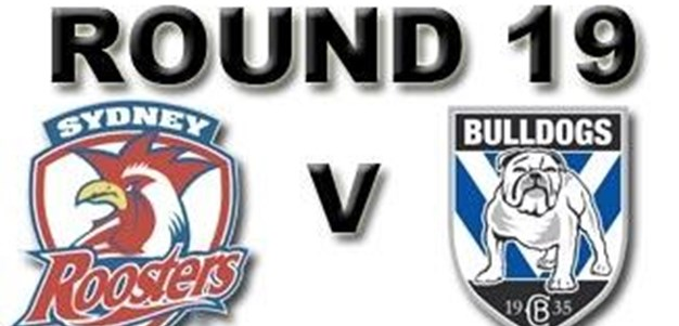 Bulldogs Round 19 Team Announcement