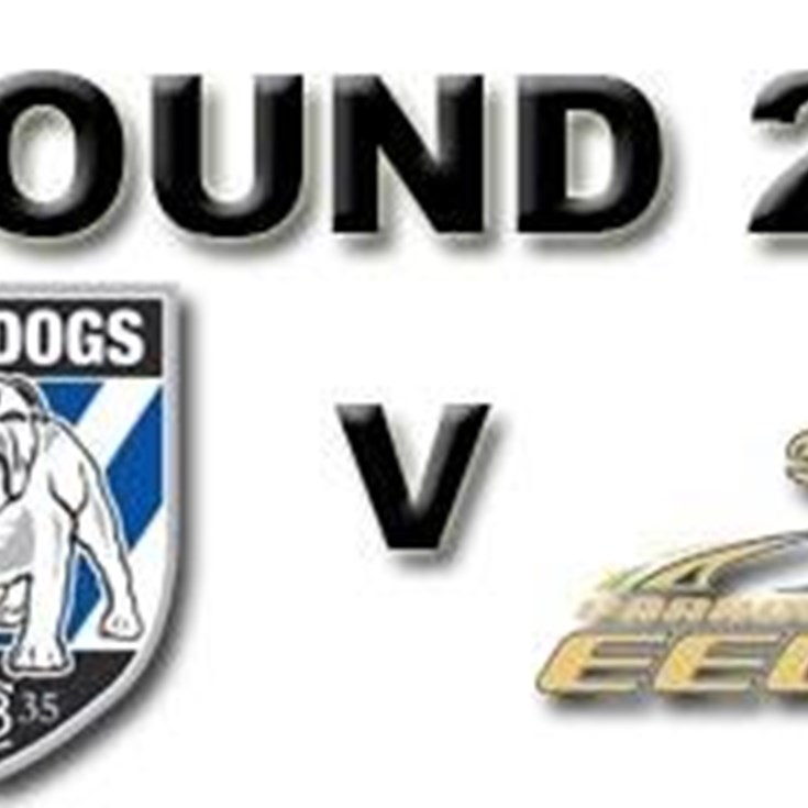 Bulldogs Round 20 Team Announcement