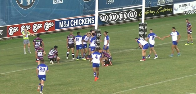 ISP Trial Highlights v Blacktown