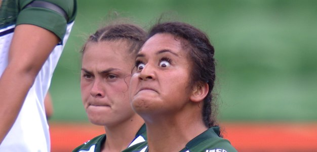 NZ Maori Women's All Stars War Cry