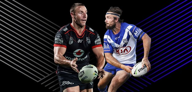 Warriors v Bulldogs - Round 1