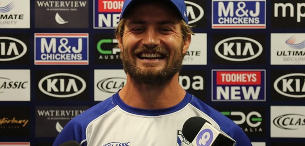 Foran confident ahead of Eels clash