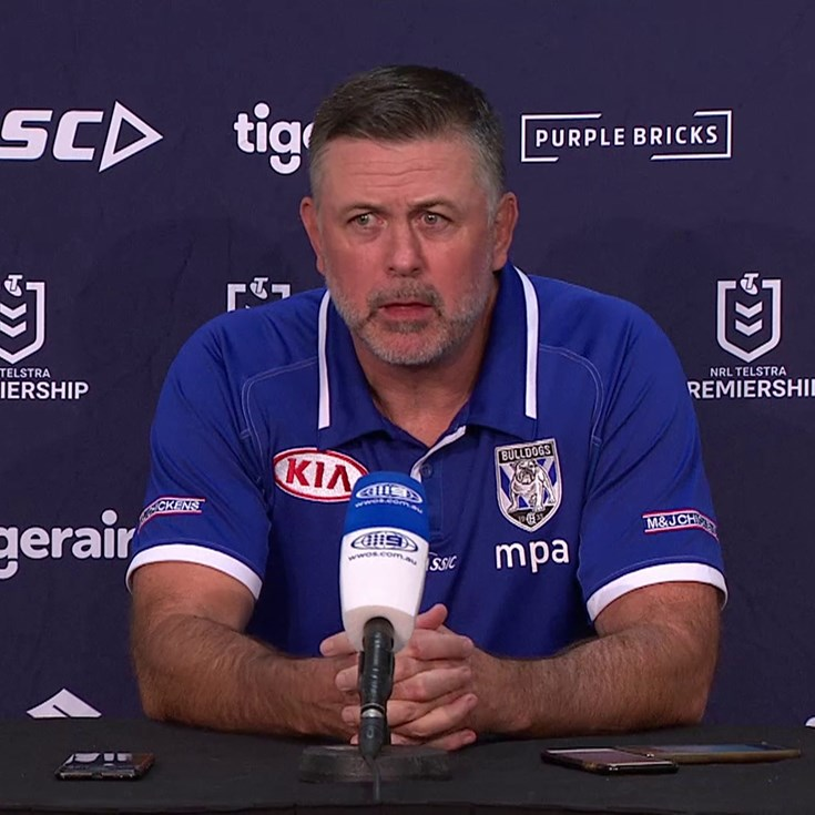 Press Conference: Round 4