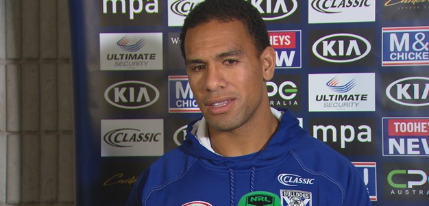 Hopoate: Foran's got some Wolverine healing about him
