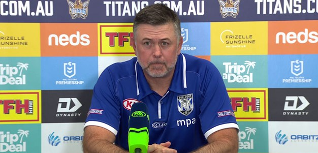 Press Conference: Round 10