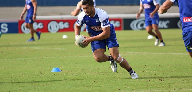 Harawira-Naera excited to be p;laying at Belmore