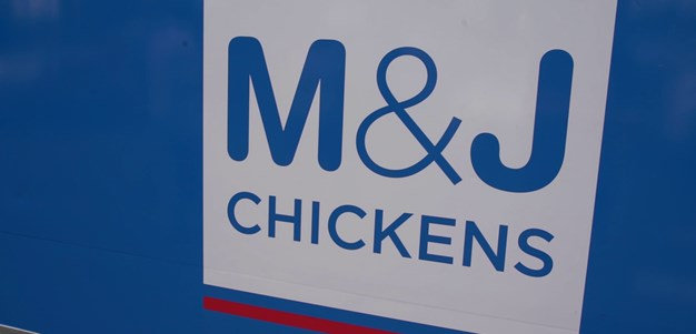M&J Chickens & NICI join forces with the Bulldogs