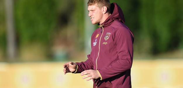 Jackson backs Napa for Origin