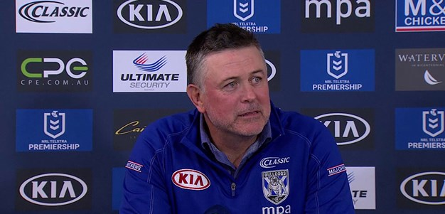 Pay full of praise after Bulldogs victory