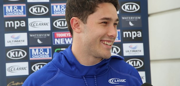 Meaney praises Bulldogs belief