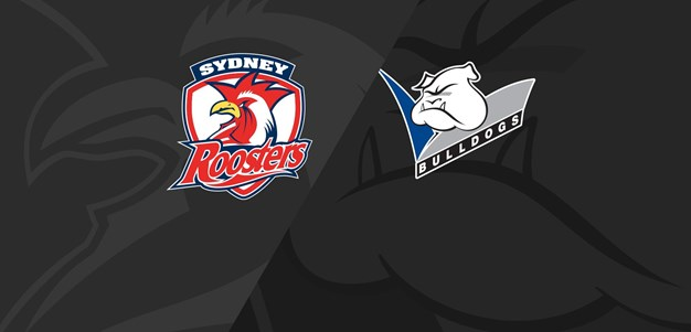 Full Match Replay: Roosters v Bulldogs - Grand Final, 2004