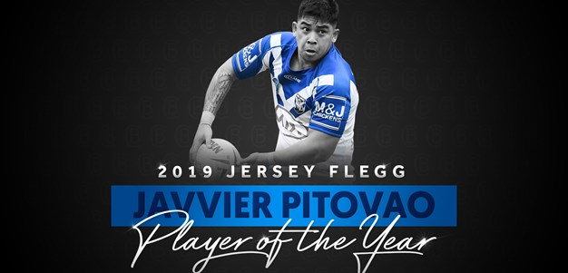 2019 Jersey Flegg Player of the Year: Javvier Pitovao