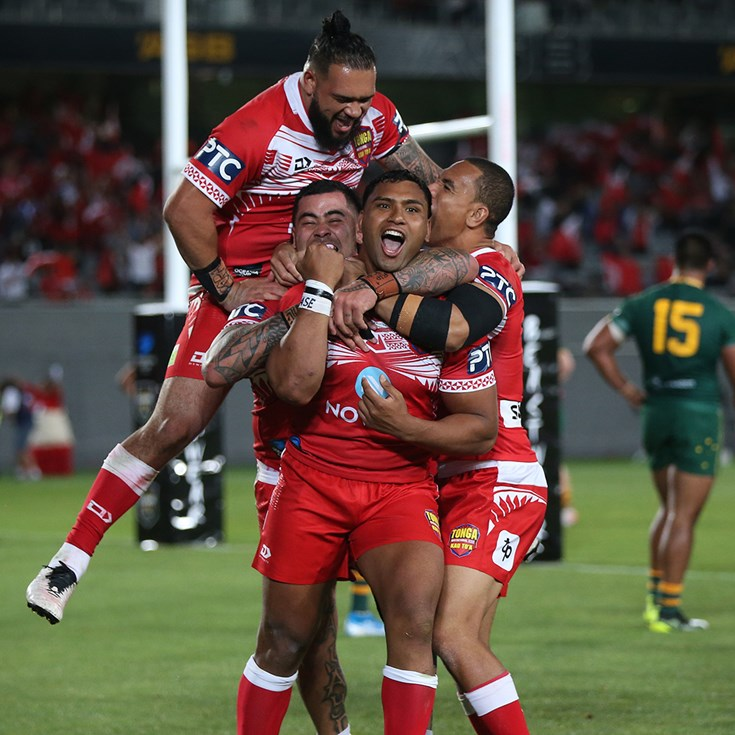 Match Highlights: Tonga Invitational v Australia