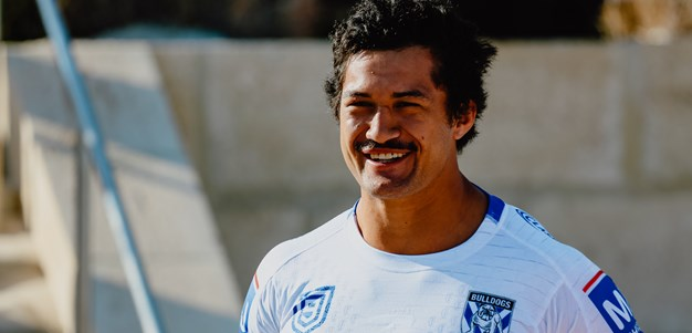 Harawira-Naera: I can't wait to get out there and play