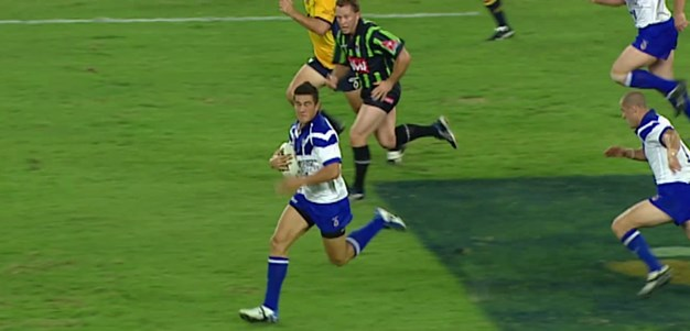 Sonny Bill-Williams sets up the General