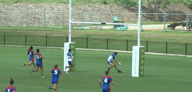Tarsha Gale Cup Round 4: Bulldogs vs Knights